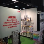 Stand AIESiL - EXPO Training 2015
